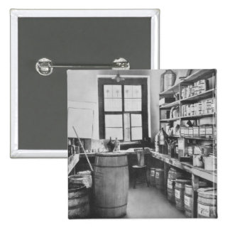 The Mural Studio Storeroom, from the Workshops of 15 Cm Square Badge