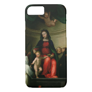 The Mystic Marriage of St. Catherine of Siena with iPhone 7 Case