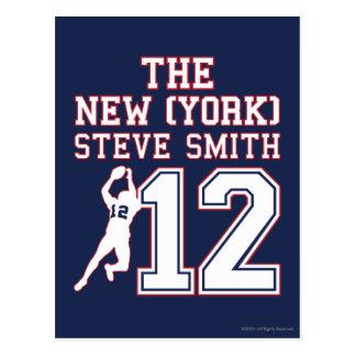 The New York Steve Smith Postcard