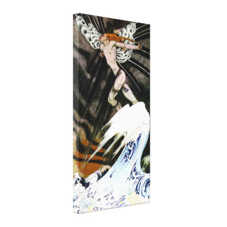 The North Wind Gallery Wrap Canvas