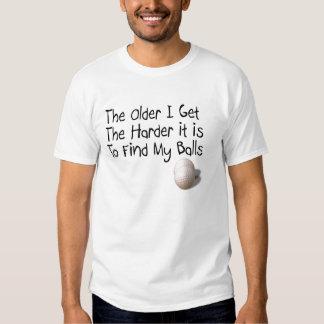 The older I get T Shirt