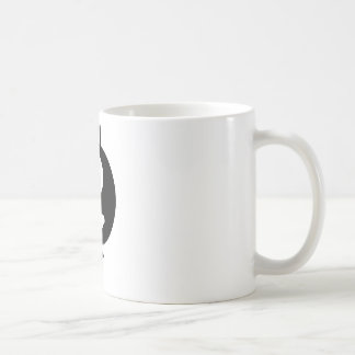 The Oracle Basic White Mug
