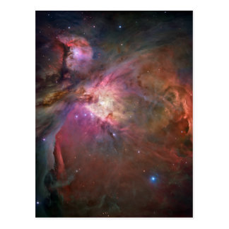 The Orion Nebula Postcard