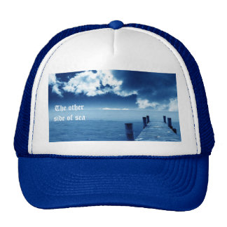 The other side of sea cap