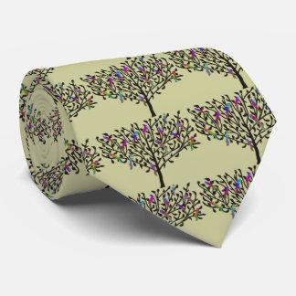 The Parrot Tree Tie