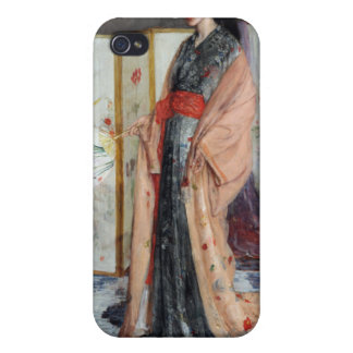 The Princess from the Land of Porcelain, Whistler Case For iPhone 4