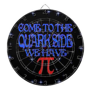 The Quark Side Dartboards