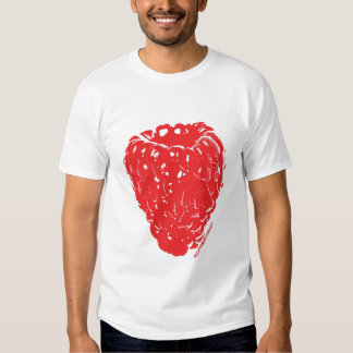 The raspberry T-shirt