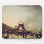 The rollercoasters on the Neva in St. Mouse Pad