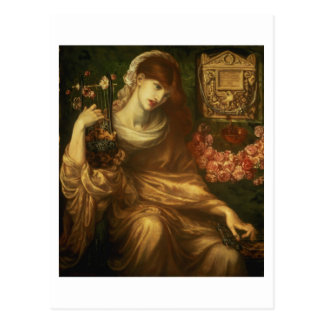The Roman Widow, 1874 (oil on canvas) Postcard