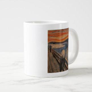 The Scream, 1893 Jumbo Mug