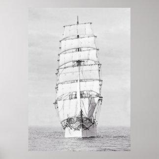 The Ship Viking 1902 Poster