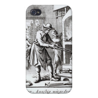 The Silversmith, 1718 iPhone 4 Covers