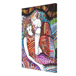 The Song of Songs Stretched Canvas Prints