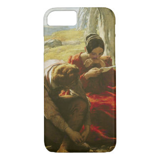The Sonnet, 1839 (oil on panel) iPhone 7 Case