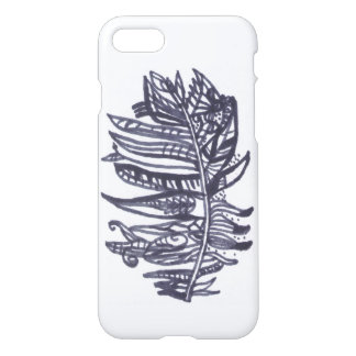 The Strange Fading Feather iphone 7 case