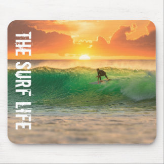 The Surf Life Mouse Pad