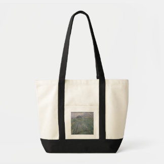 The Thunder Storm (oil on canvas) Impulse Tote Bag