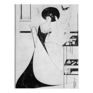The Toilet of Salome Postcard