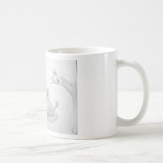 The Trio Basic White Mug