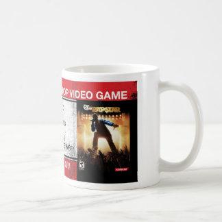 The Ultimate Hip-Hop Video Game Basic White Mug