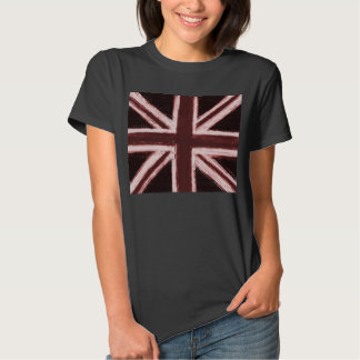 THE UNION JACK,UNITED KINGDOM,UK T SHIRT