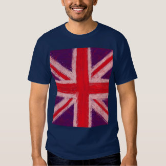 THE UNION JACK,UNITED KINGDOM,UK T-SHIRTS