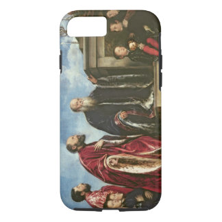 The Vendramin Family, 1543-47 (oil on canvas) iPhone 7 Case