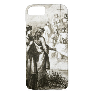 The Vision of the Synod of Clerics, from 'The Tria iPhone 7 Case