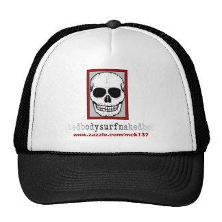 The Voodoo hat from BSN Bodysurfing Apparel