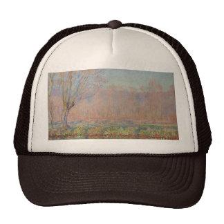 The Willows - Claude Monet Cap