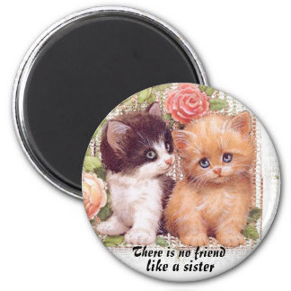 there is no friend like a sister magnet