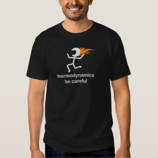 Thermodynamics Tshirt
