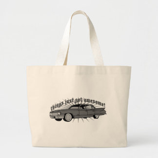Things just got Awesome! Jumbo Tote Bag