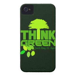 Think Green Blackberry Bold case