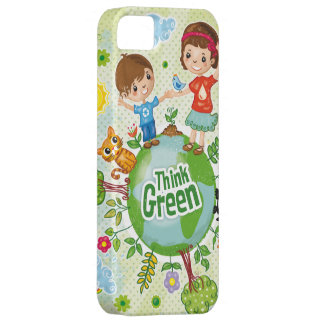 Think Green Eco Kids iphone5 case
