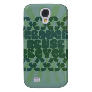Think Green Galaxy S4 Case