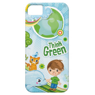 Think Green Kids iphone5 case