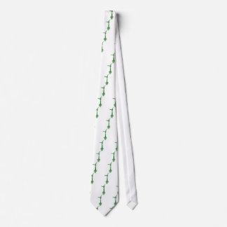 Think Green Tie