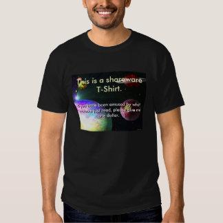 This is a Shareware T-Shirt