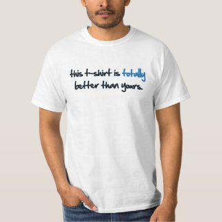 This to t-shir IS… Shirt