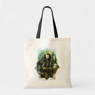 THORIN OAKENSHIELD™, Dwalin, & Balin Graphic Budget Tote Bag