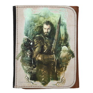 THORIN OAKENSHIELD™, Dwalin, & Balin Graphic Wallet