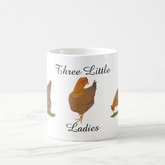 Three Little Ladies - Hen Mug