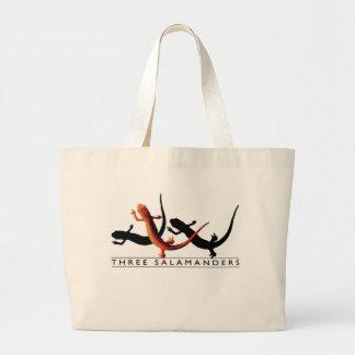 Three Salamanders Beach Bag