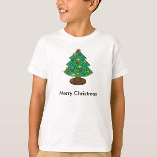 Three Tier Christmas Tree Tshirt