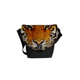 Tiger Mini Messenger Bag