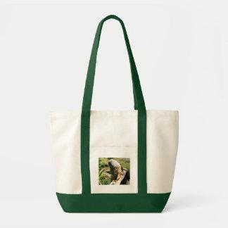 Tiger Tamed Impulse Tote Bag