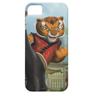 Tigress Kick iPhone 5 Cases
