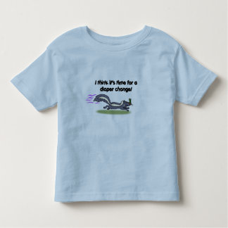 Time for a Diaper Change T Shirts